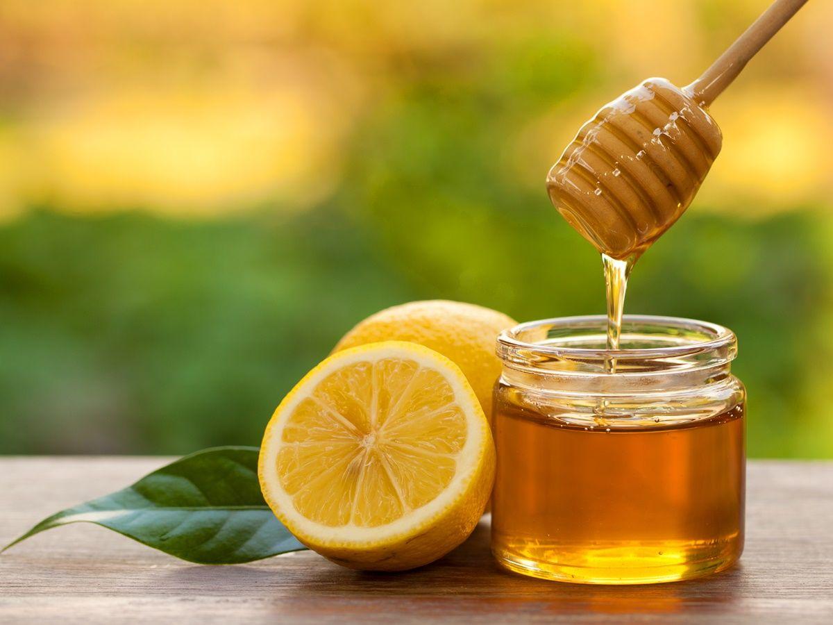 1. Lemon madu