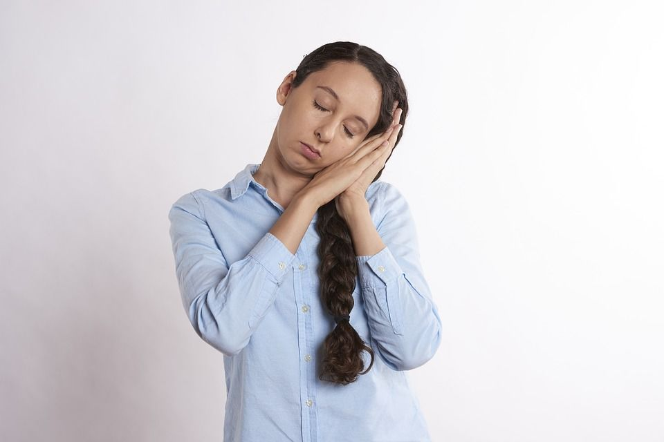 6.Mama mengalami penurunan berat badan mudah lelah