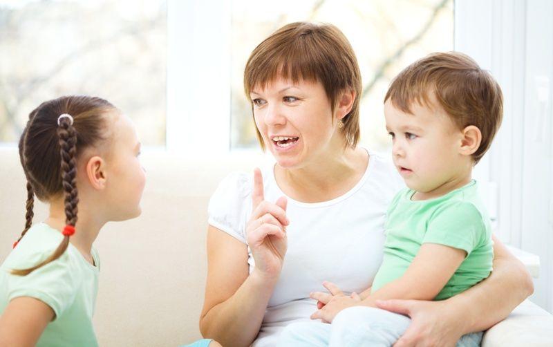 5. Belajar cara menangani tantrum