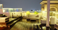5. 33 Degree Skybridge Lounge & Bar