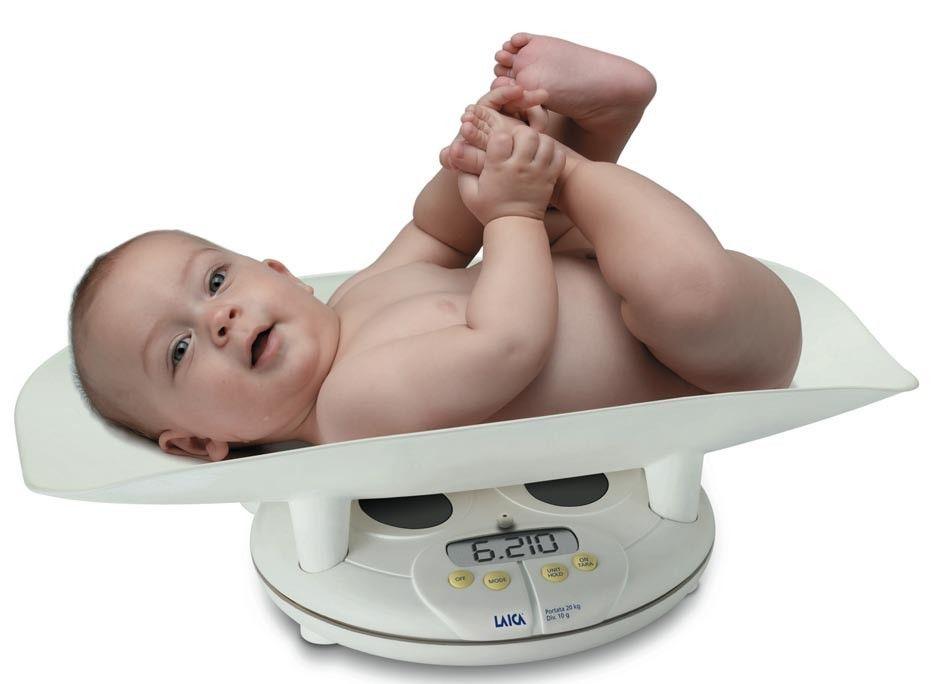 1. Penimbangan berat badan rutin