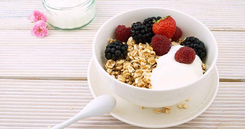 5. Yogurt mengurangi halitosis atau bau mulut hingga 80 persen
