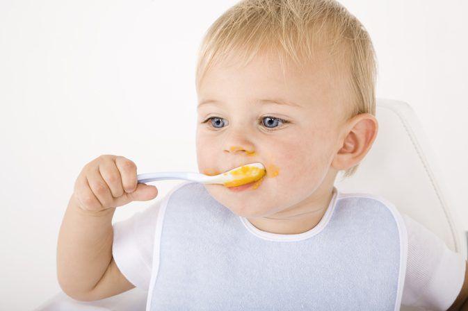 7 Pilihan Makanan Untuk Menambah Berat Badan Bayi 7 Bulan Ke Atas Popmama Com
