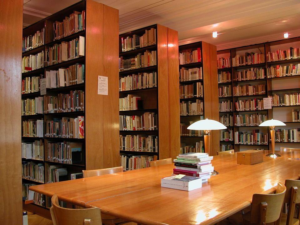 6. Ajak ke toko buku atau perpustakaan