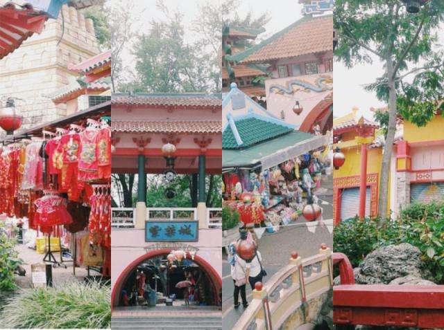 1. Kampung China Cibubur