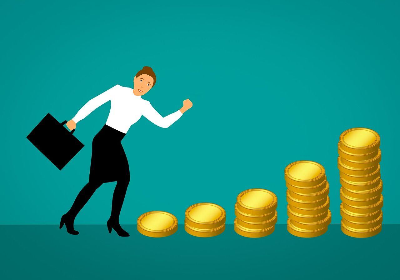 4. Menggunakan robot trading investasi, lebih sering untung