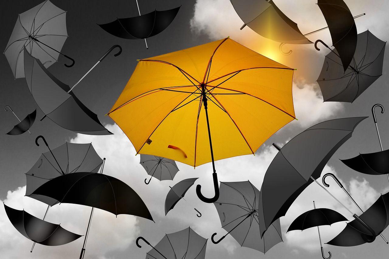 5. Ada keperluan cuaca hujan