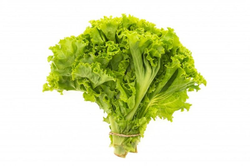 2. Hindari sayuran mentah