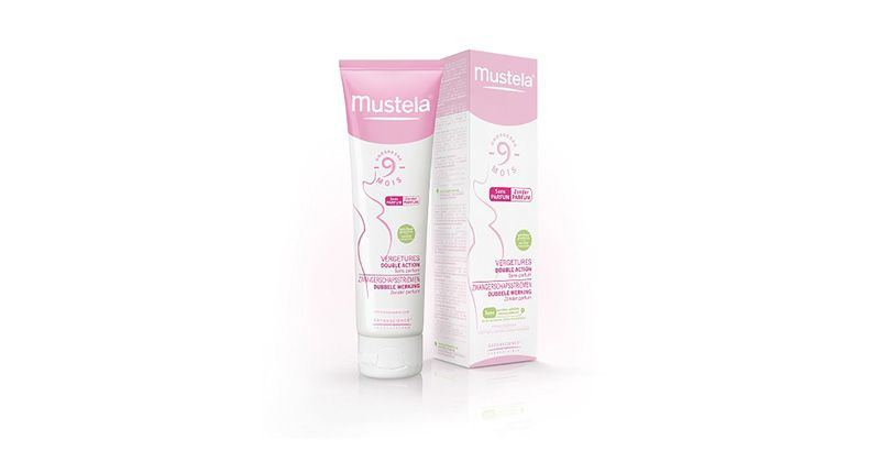 2. Mustela Stretch Mark Double Action