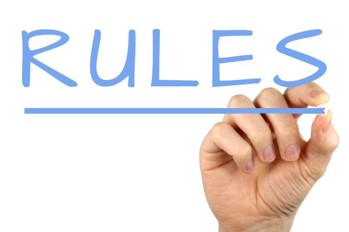 Tetapkan Aturan