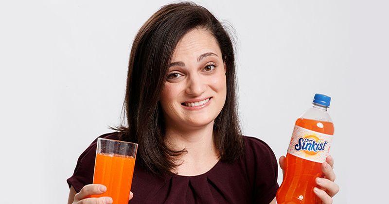 3. Minuman diet kemasan