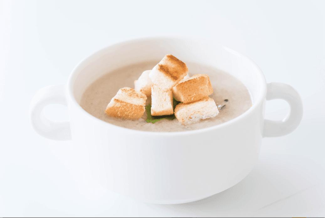 1. Sup krim ayam jagung
