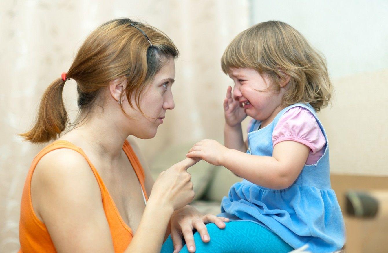 4. Membuat peraturan atau perjanjian jika Si Kecil nakal
