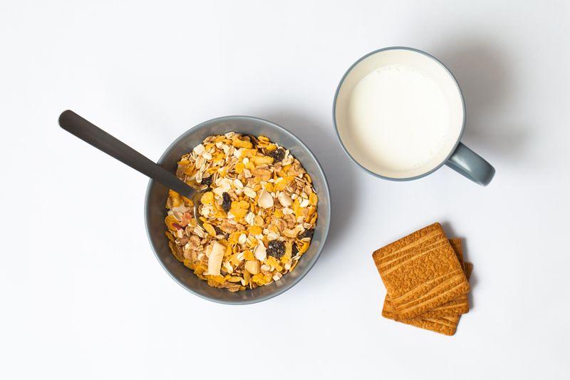 1. Sereal susu kaya nutrisi bagi ibu hamil