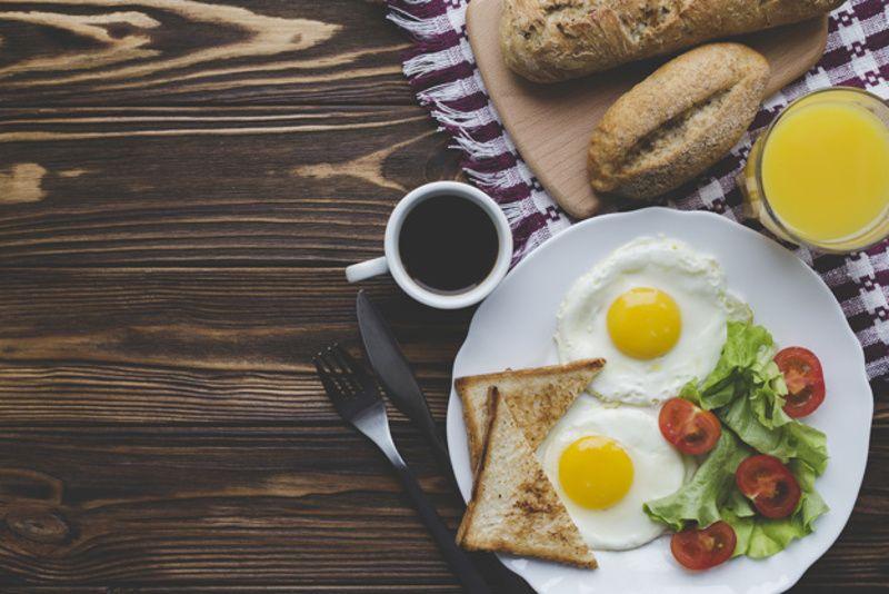 5. Makanan tinggi protein