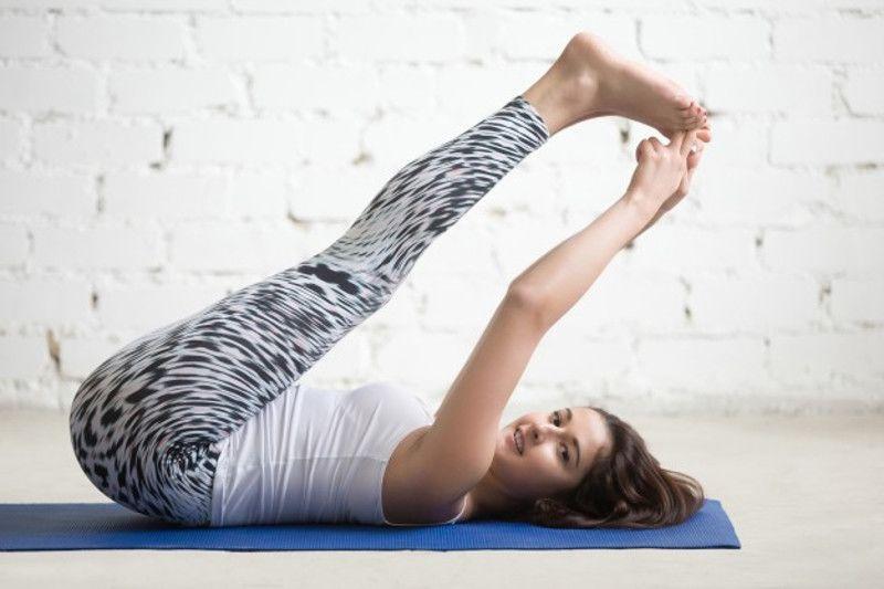 7. Mengangkat kaki ke atas setelah berhubungan intim membantumu mendapat kehamilan
