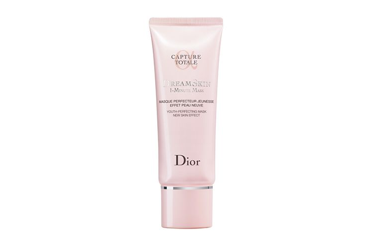 2. Dior Capture Totale Dreamskin 1-Minute Mask