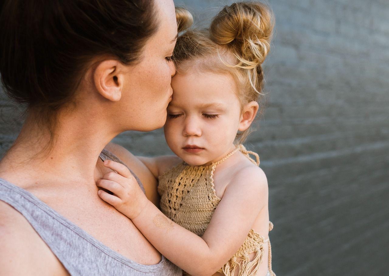 1. Ketahuilah target Mama dalam membesarkan Si Kecil
