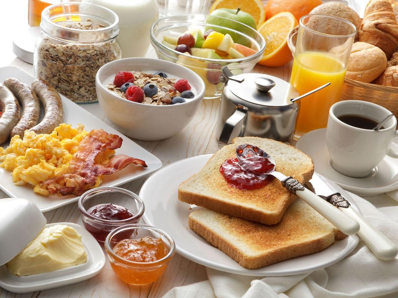 5. Berikan menu makanan variatif