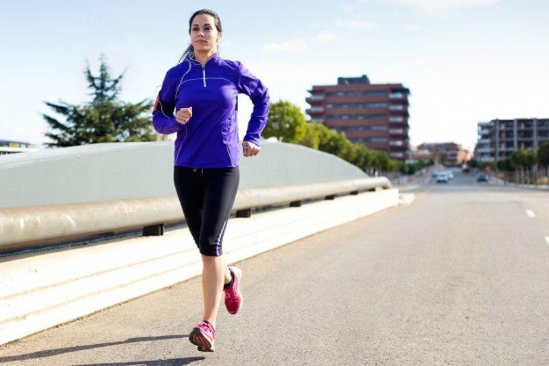 1. Berjalan kaki jogging