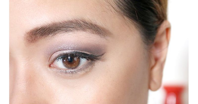 2. Riasan natural mata