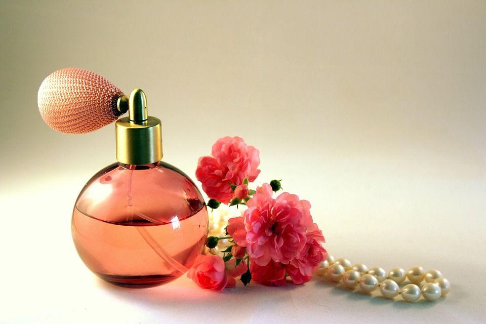 4. Penyuka aroma floral