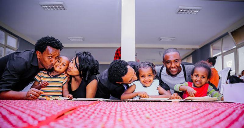 5. Mengajarkan setiap anggota keluarga bersyukur