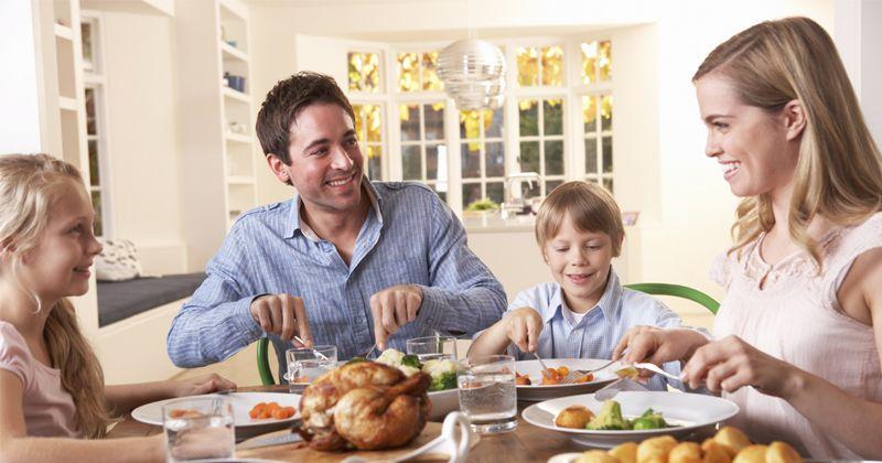 5. Buat menu makanan bisa dimakan siapa saja