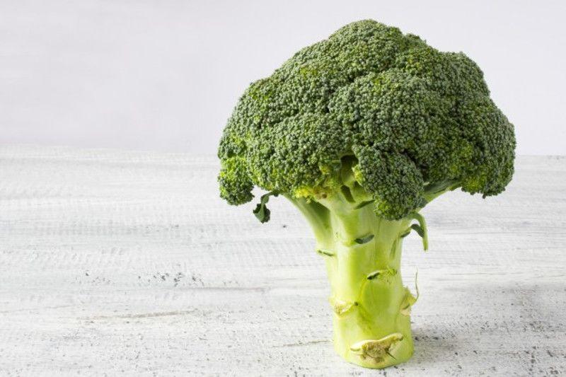 5. Brokoli mengandung vitamin A