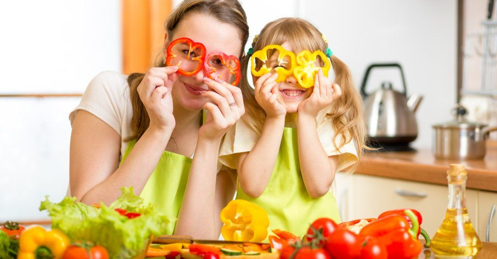 7 Cara agar Anak Suka Makan Sayuran