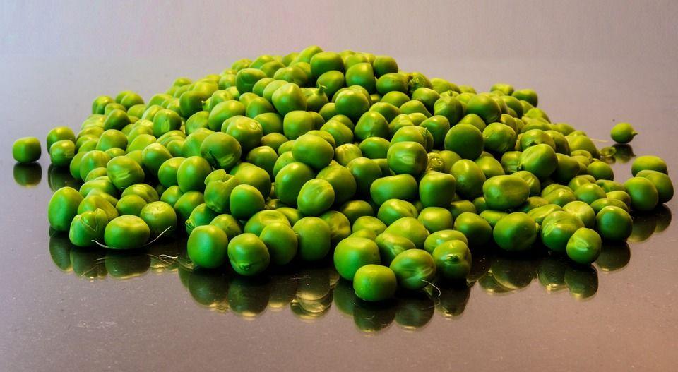 4. Kacang polong