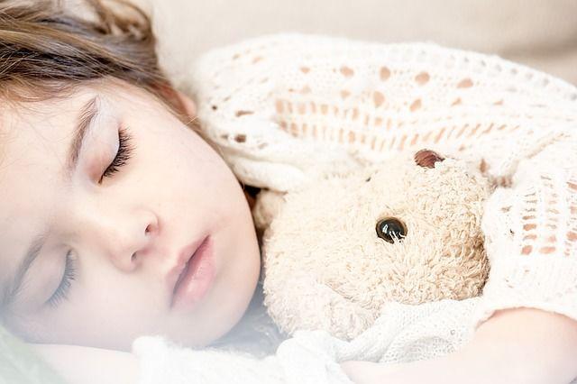 3. Anak kamu dapat tidur lebih nyenyak