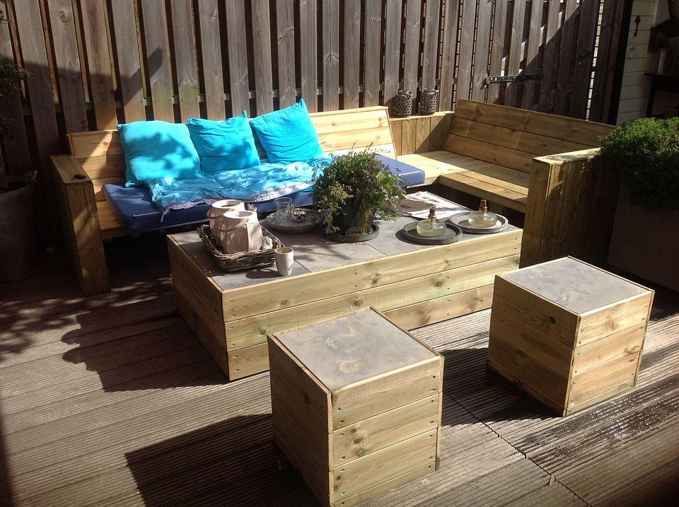2. Penggunaan furnitur kayu