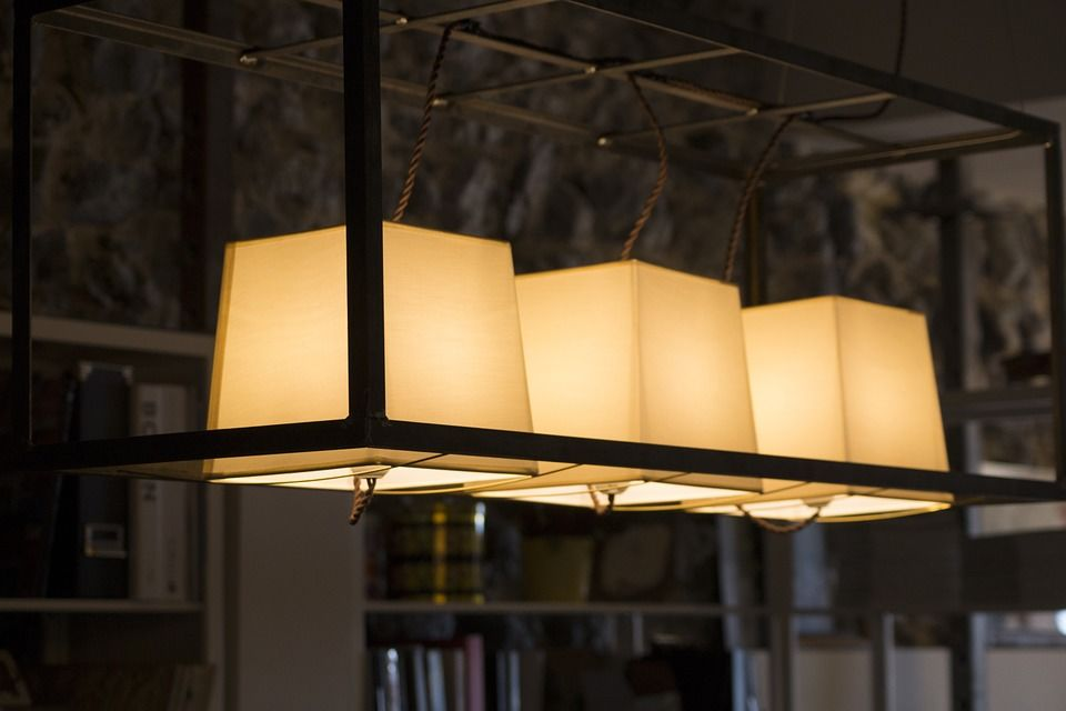 4. Energy-efficient lighting