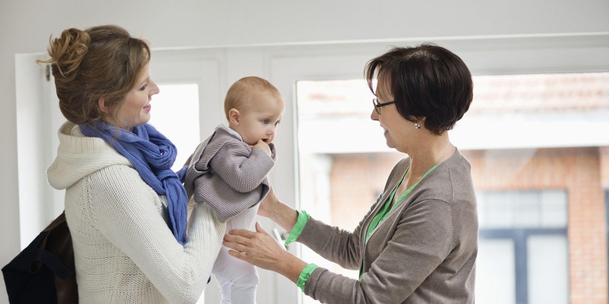 6. Seleksi calon pengasuh bayi