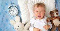 Penyebab, Cara Mengatasi Dampak Bayi Susah Tidur