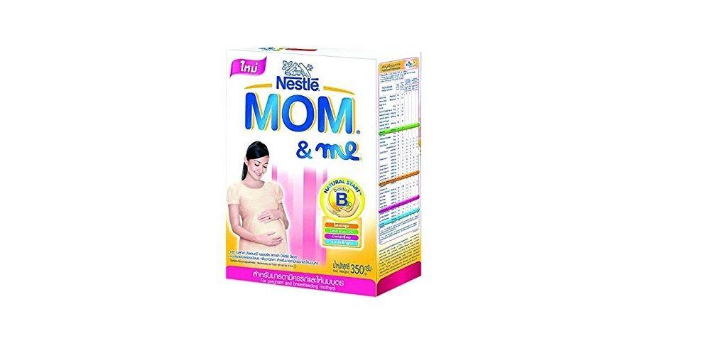 6. Nestle Mom & Me memiliki kandungan vitamin diperlukan ibu hamil