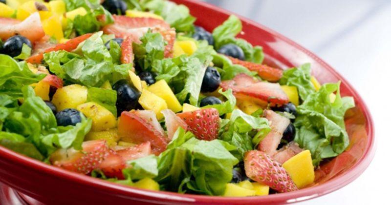 4. Diet sehat kalori seimbang