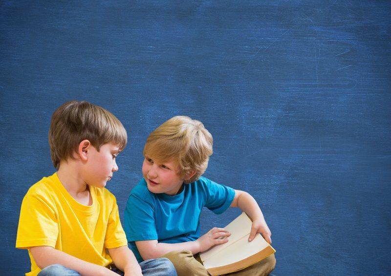 5. Dorong si Anak berani bicara