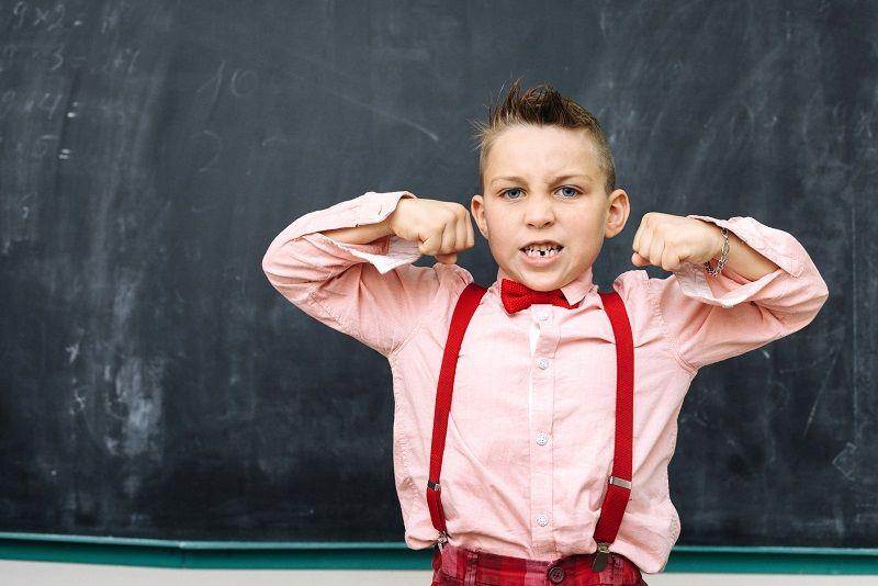 4. Ajarkan Si Anak berani mengambil tindakan