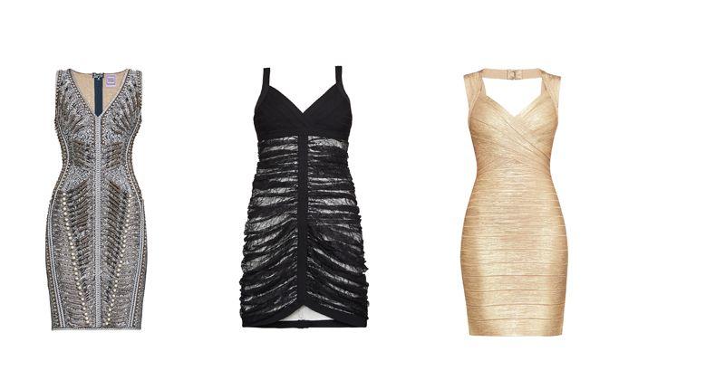 2. Bodycon dress