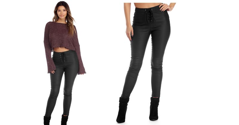 4. Skinny pants