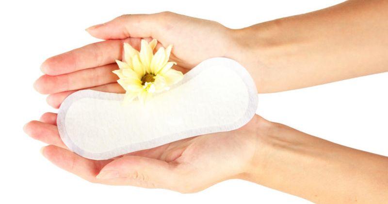 4. Aroma keputihan berbau busuk sangat kuat