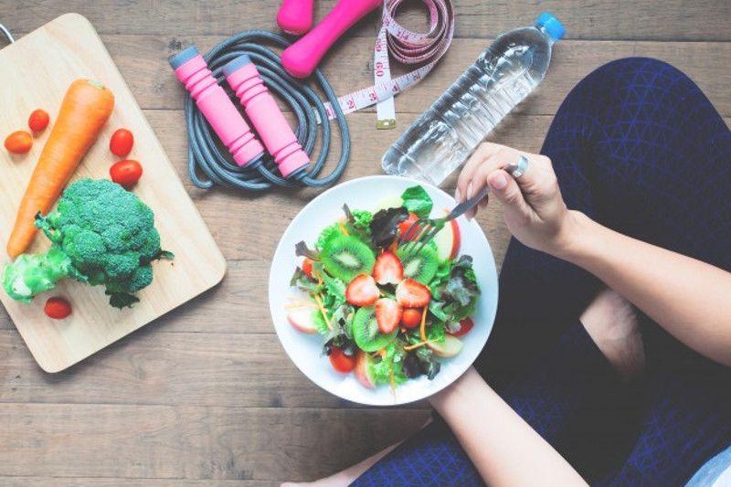 3. Jaga asupan nutrisi