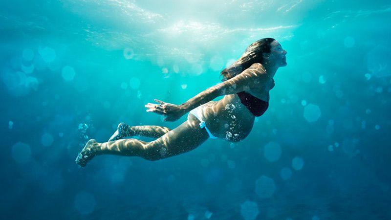 2. Berenang