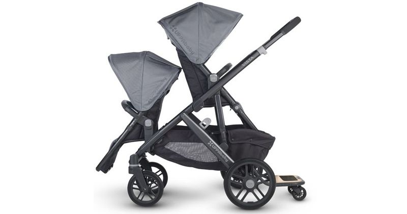 6. Double and triple stroller