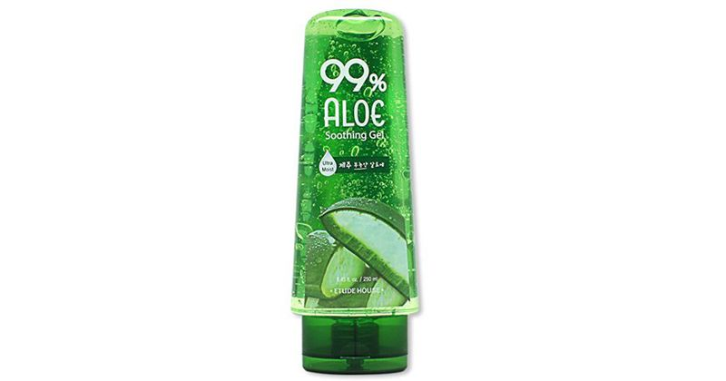 6. Etude House Aloe Vera Soothing Gel