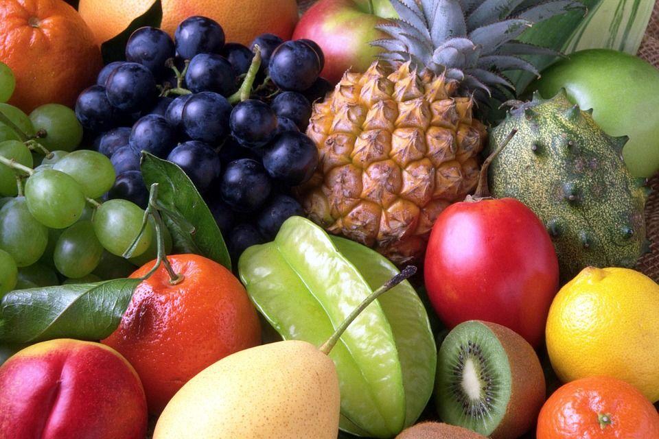 1. Buah-buahan