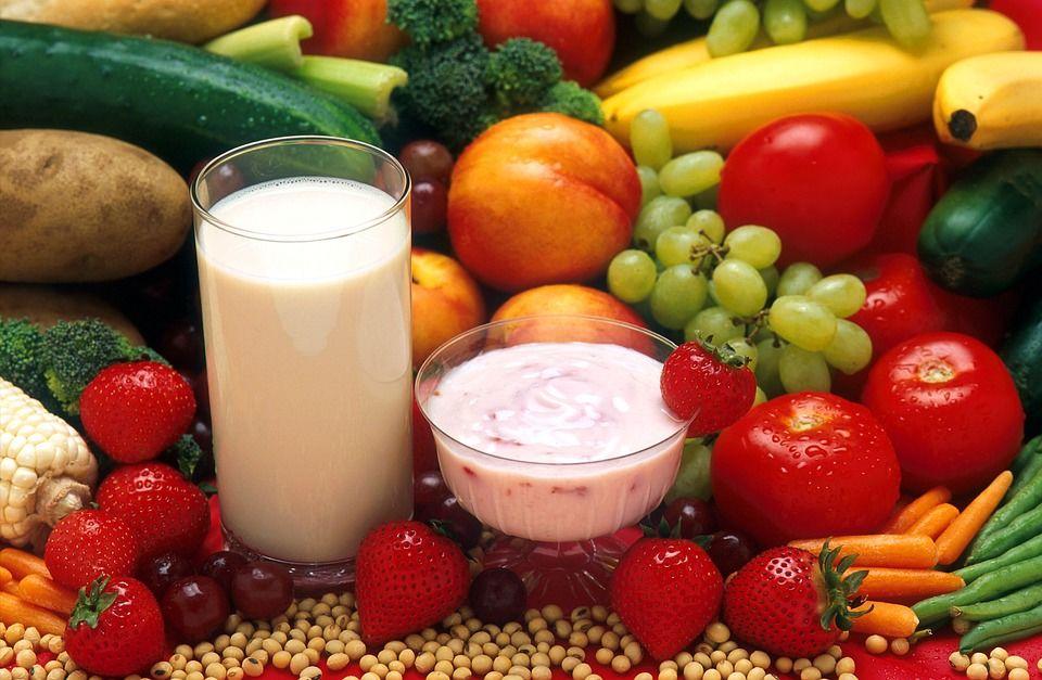 1. Makanan sehat