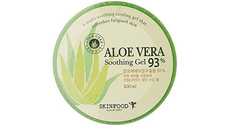 4. Skinfood Aloe Multi Soothing Gel